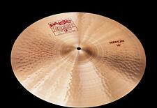 "Paiste 2002 Classic Series Medium 18"" Crash Cymbal Becken Piatto Plattilo"