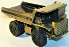 """VINTAGE 1970s  EUCLID R-50 EUC DIE CAST MINING TRUCK! 2 1/4 POUNDS! 7"""" LONG!"""