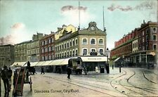 Shoreditch. Dawson's Corner, City Road by A.Knowland.