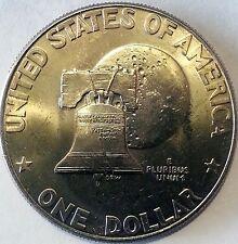 10 Eisenhower Dollars TYPE 1 Coin Lot 1976 Bicentennial Xf - UNC Ike