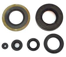 Engine Oil Seal Kit - Honda CB400A/T/TI/TII CM400 CB450SC/T CM450 - 6 Seals