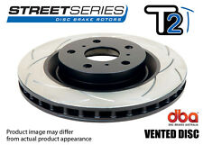 DBA FRONT T2 Slotted Brake Rotor Pair DBA2028S for Holden Commodore VE VF 6L V8