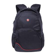 "BAIDA Gym Sport Backpack 35L Travel Rucksack Mens Notebook Black casual Bag 16"""