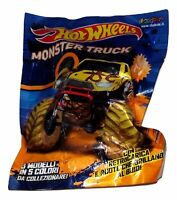 Hot Wheels Monster Truck Bustina Modellino