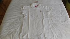 1 NWT GARB WOMEN'S GOLF SHIRT, SIZE: SMALL, COLOR: WHITE ***B122****