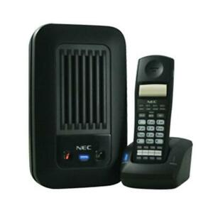 NEC DTL-8R-1 730095 Dterm Cordless Phone Excellent NEW Battery 90 Day Warranty