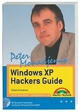 Windows XP Hacker's Guide. Sicher im Internet. von Peter... | Buch | Zustand gut