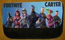 Boys/Girls Personalised FORTNITE Pencil Case -Include Name - Fab For School