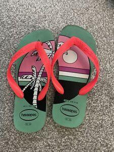 Havaianas Flip Flops 35/36 - 3/4uk Size