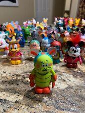 "Disney Park Vinylmation 3"" Set 1 Pixar Heimlich Topper From A Bug's Life"