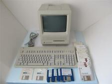Vtg Apple Macintosh SE/30 Computer M5119 w/Keyboard II & Discs ****