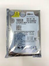 "JOBLOT 30X WD1600BUCT 2.5"" Internal Laptop Hard Disk 160GB HDD Western Digital"