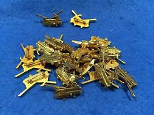 Lot of 25 1960's Vintage Army CH-47 Chinook Helicopter Lapel Pins