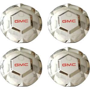 "2002-2007 GMC ENVOY XL XUV N80 17"" Wheel Hub CHROME Center Cap New"