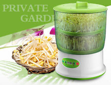 CE Intelligent Bean Sprouts Machine Hydrocirculating Sprout Automatic Bean Seeds
