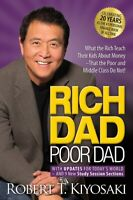 Rich Dad Poor Dad - 20th Anniversary Updated Edition MASS MARKET PAPERBACK by...