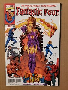 Fantastic Four #11 1st Appearance of Ayesha Her 1998 FN+