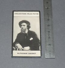 PHOTO IMAGE FELIX POTIN 1er ALBUM 1902 LITTERATURE ALPHONSE DAUDET