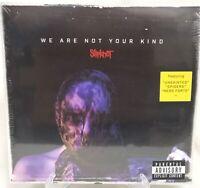 We Are Not Your Kind Slipknot Vinyl Record LP New Vinyl Roadrunner Records