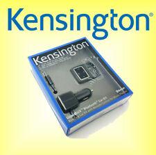 Kensington LiquidAux Wireless Bluetooth Hands Free Car Kit For Smartphones + AUX