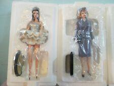 Danbury Mint Classic Barbie Figurines - Complete set of 12 - New
