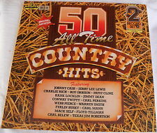 50 All Time Country Hits - Various Artists Pickwick 50DA 300