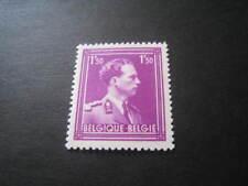 Belgique timbre ancien vendu à 20%.COB 641**