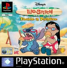 Lilo & Stitch: Trouble in Paradise (Sony PS1 Game)