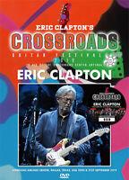 Eric Clapton Crossroads Guitar Festival 2019 DVD 1 Disc 17 Tracks Music Rock F/S