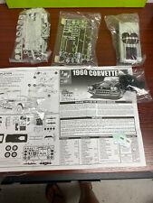 new no box ATM ERTL model car kit 1960 corvette 099-31541