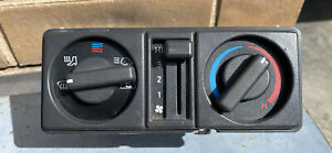 HOLDEN VR VS VG Column Shift AC Heater Unit ~ Bench Seat ~ COMMODORE GM Working
