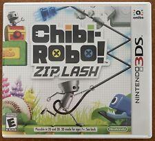 3DS: Chibi-Robo! Zip Lash