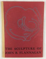 1942 The Sculpture of John B Flannagan New York Museum of Modern Art