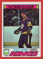 1977-78 Topps #240 Marcel Dionne Pack Fresh MINT Los Angeles Kings FREE SHIPPING