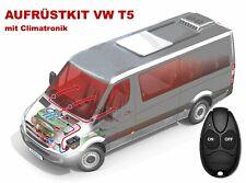 Webasto Aufrüstkit vw t5 Climatronic, KIT + télécommande t91, 9012104d