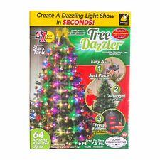 Tree Dazzler Christmas Tree Light Show, Christmas Tree multicolor String Lights