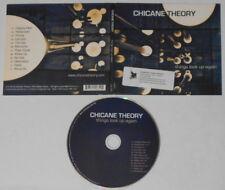 Chicane Theory  Things Look Up Again  U.S. cd, digipak cover