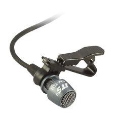 JTS CM-501 Professional 4 Pin XLR Mini Lavalier Condenser Mic Microphone