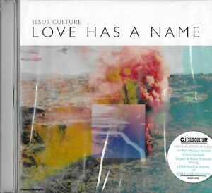 JESUS CULTURE - Love Has A Name - Praise & Worship CCM Music CD