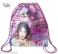 Violetta Sacco sacchetto zaino,mare,palestra,tempo libero sport, ricambio