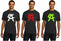 New SAUL ALVAREZ CANELO Boxing Logo Champion Men's Black T-Shirt Tee size S-5XL