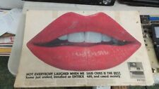 Vintage Computer ENTREX NIXDORF SIEMENS Very Rare Collectible Advertising Sign