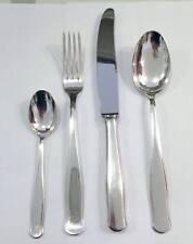 Besteck Krupp Berndorf 4 Personen 90er Silber versilbert 16 Teile Messer Gabeln