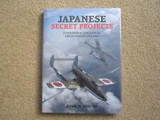 Midland. Japanese Secret Projects Experimental Aircraft Ija Ijn 1939-45 [Vol.1]
