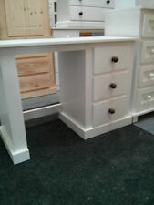 Handmade Oak Dressing Tables with 3 Drawers