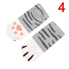 Lady Girl Summer Winter Cartoon Cute Cats Paw Boat Low Cut Ankle Short Socks J7 4