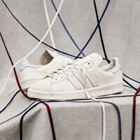 Adidas Originals Campus SH RECOUTURE Chalk Suede Off White UK8.5 Gazelle Hamburg
