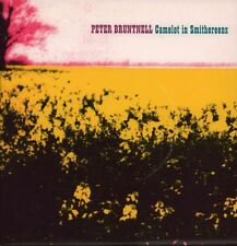 """Peter Bruntnell(Yellow 7"""" Vinyl)Camelot In Smithereens-Almo Sounds-UK-Ex/NM"""