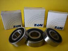 Gsf400 Bandit 91 a 95 Zen rueda trasera y piñón de portador de rodamientos para Suzuki