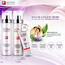 Korea cosmetic AC fine moisture Skin care set  Skin Lotion Foam cleansing